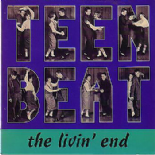 TEEN BEAT - THE LIVIN' END -  FANTASTIC 50s/EARLY 60s ROCK & ROLL COMPILATION CD